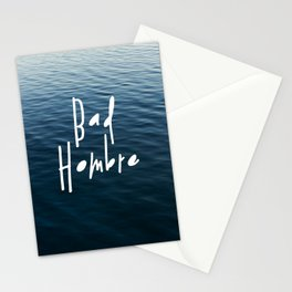 Happy Bad Hombre Stationery Cards