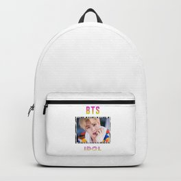 BTS Song IDOL Design - Jin Backpack