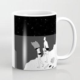 Jumping in Coffee Mug