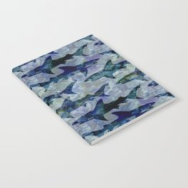 Deep Water Sharks Notebook