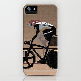 Velodrome iPhone Case