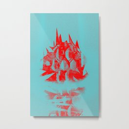 Fading Futures Metal Print