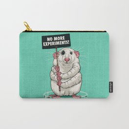 No more experiments! Carry-All Pouch