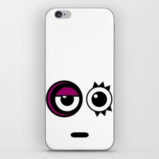 BlUe eYe iPhone & iPod Skin