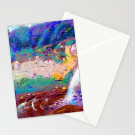 Dwight Williams Chittenga Falls Stationery Cards