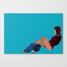 Privacy Canvas Print