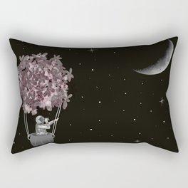 Gaby en globo Rectangular Pillow