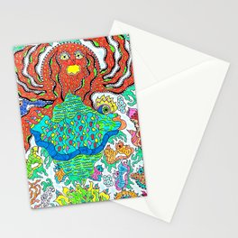 Ocala Fish Stationery Cards