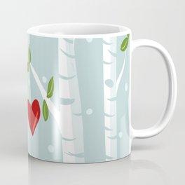 bue birch Coffee Mug