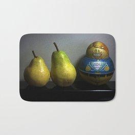 World's Greatest Pear Shape Bath Mat