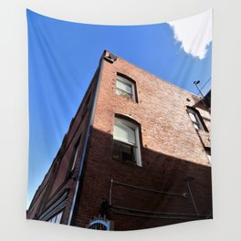 Small Town Vibes Wall Tapestry