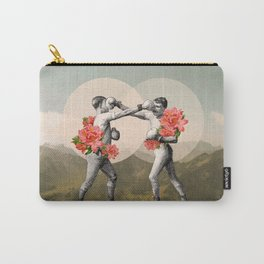 Foes before hoes. Carry-All Pouch