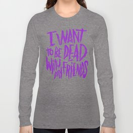 EVERY TIME I DIE Long Sleeve T-shirt
