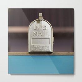 Mail Call Metal Print