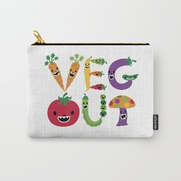 Veg Out Carry-All Pouch