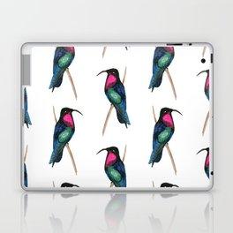 Purple-throated Carib Laptop & iPad Skin