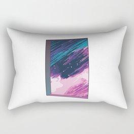 Window to a Galaxy Rectangular Pillow