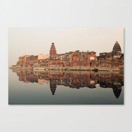 Keshi Ghat Canvas Print