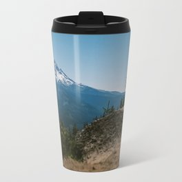 Mt. Hood from Lost Lake Butte Hike Travel Mug