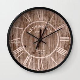 Vieille Horloge Wall Clock