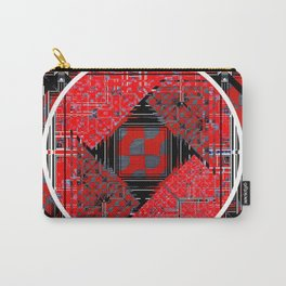 Bow Tie 2 Carry-All Pouch