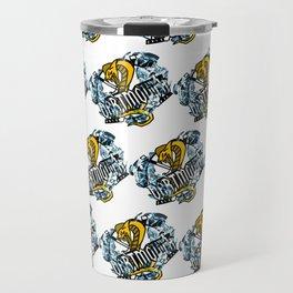 Dartmouth Cobras Ice Logo Travel Mug