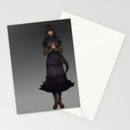 Eileen - Concept Painting Stationery Cards