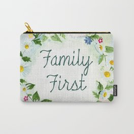 Family First Carry-All Pouch