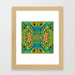 Pattern-296 Framed Art Print