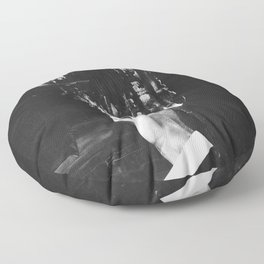 Past All Regrets Floor Pillow
