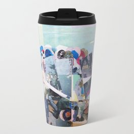 Man Down Travel Mug