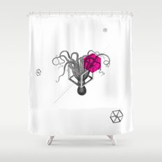 Archetypes Series: Sophistication Shower Curtain