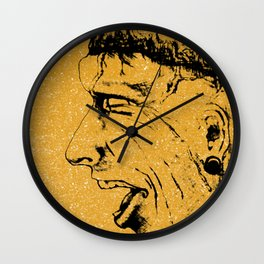 Open head Wall Clock