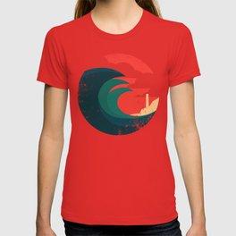 The wild ocean T-shirt