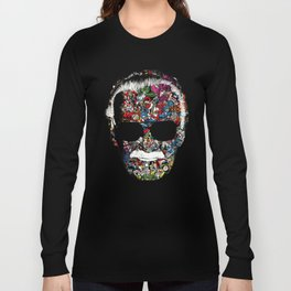 Stan Lee - Man of many faces Long Sleeve T-shirt