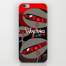Always Watching - Wezteka Union iPhone & iPod Skin