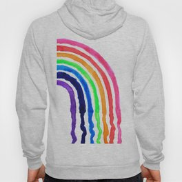Melting Rainbow Hoody