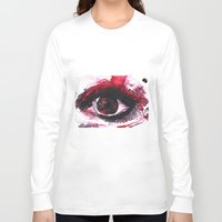 chaos Long Sleeve T-shirts featuring chaos by echoes