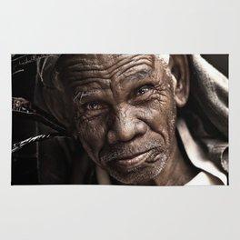Old man 11 Rug