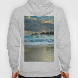 BEACH AND WAVES Hoody