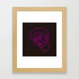 Sprouse Framed Art Print