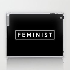 feminist. Laptop & iPad Skin