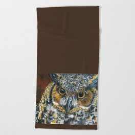 Octavious by Teresa Thompson Beach Towel