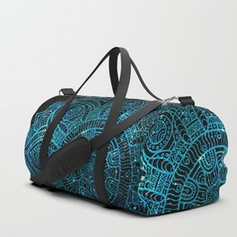 Space mandala 24 Duffle Bag