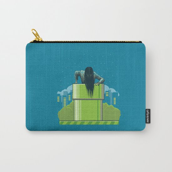 The wrong hole Carry-All Pouch