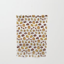 Nuts Wall Hanging