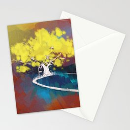 wonderland*2 Stationery Cards