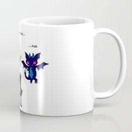 Hawke becomes a dragon Coffee Mug