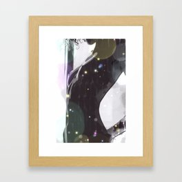 Ms. Universe Framed Art Print