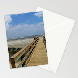Welcome To The Beach Stationery Cards